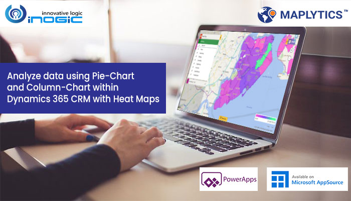 Analyze-data-using-Pie-Chart-and-Column-Chart-within-Dynamics-365-CRM-with-Heat-Maps