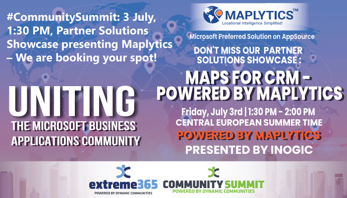 maplytics-blog-summit