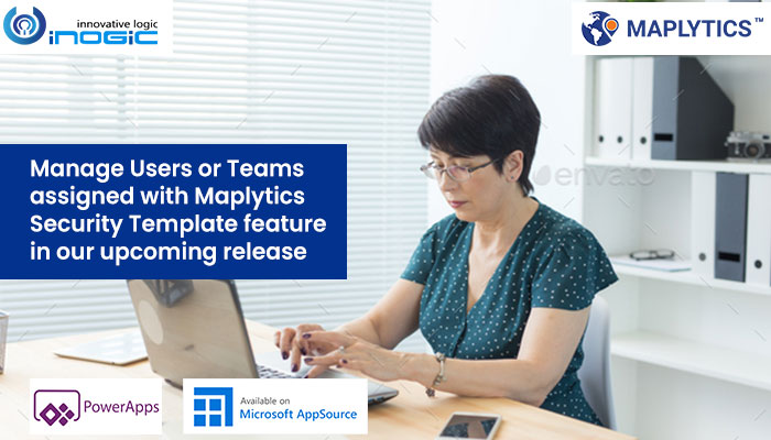 Manage users or teams security template