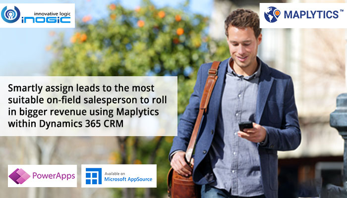 Smartly assign leads to the most suitable on-field salesperson